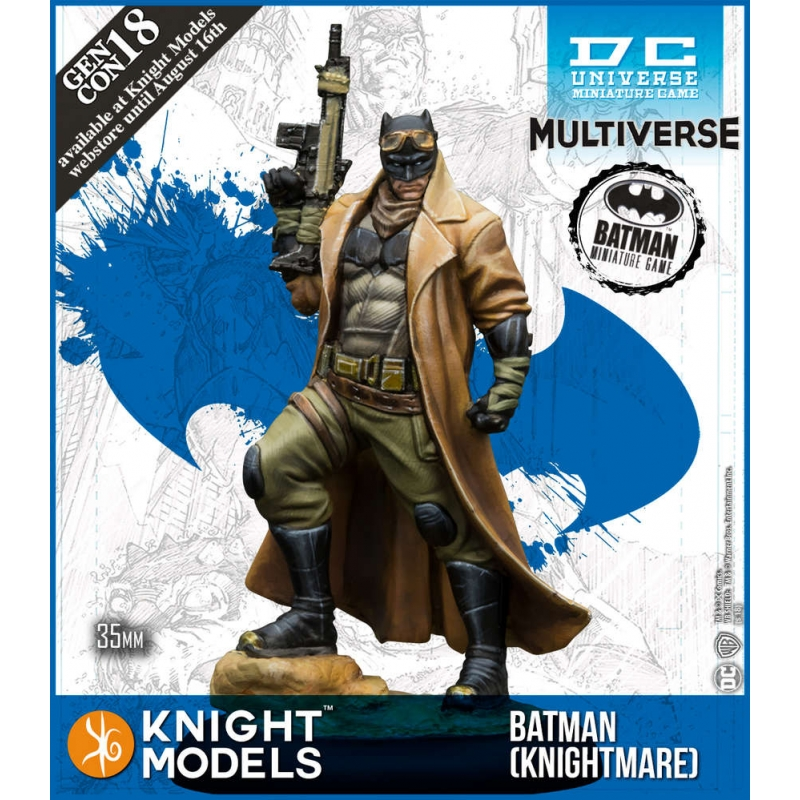 Batman - Knightmare