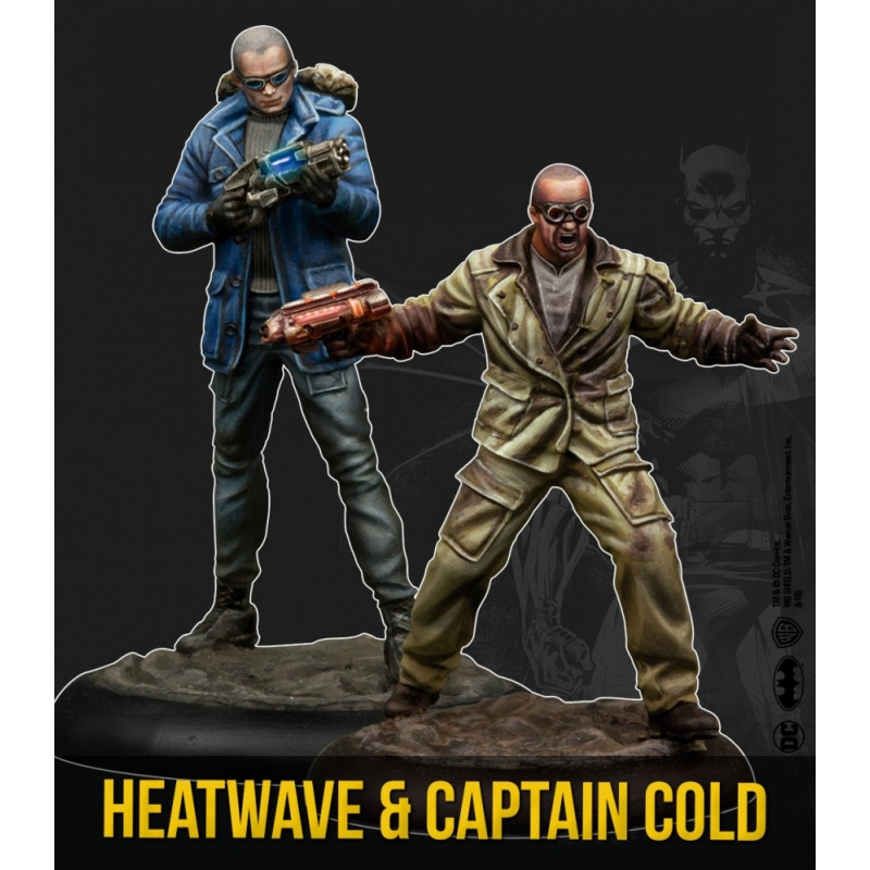 Captain Cold & Heatwave - TV Show