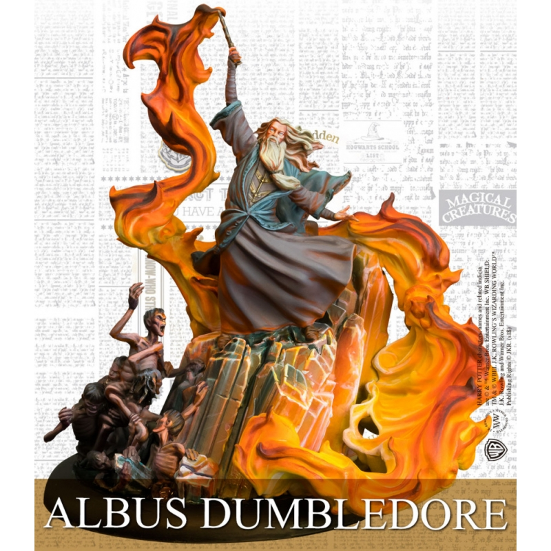 Albus Dumbledore - English