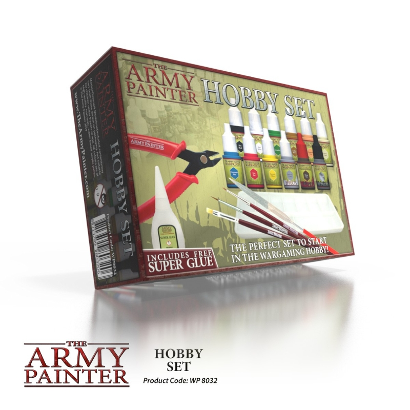 Painting Hobby Set - The Army Painter