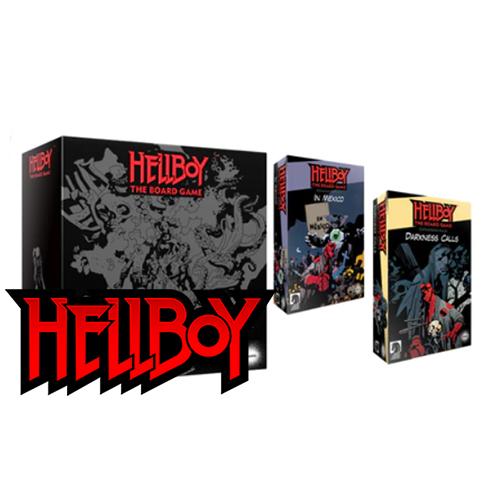 Hellboy Box Full of Evil