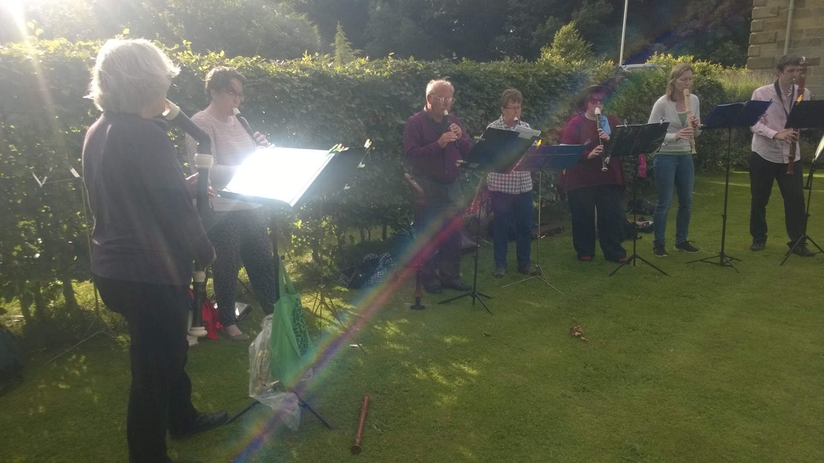 An evening of elizabethan music with Felton Music and Handlebards