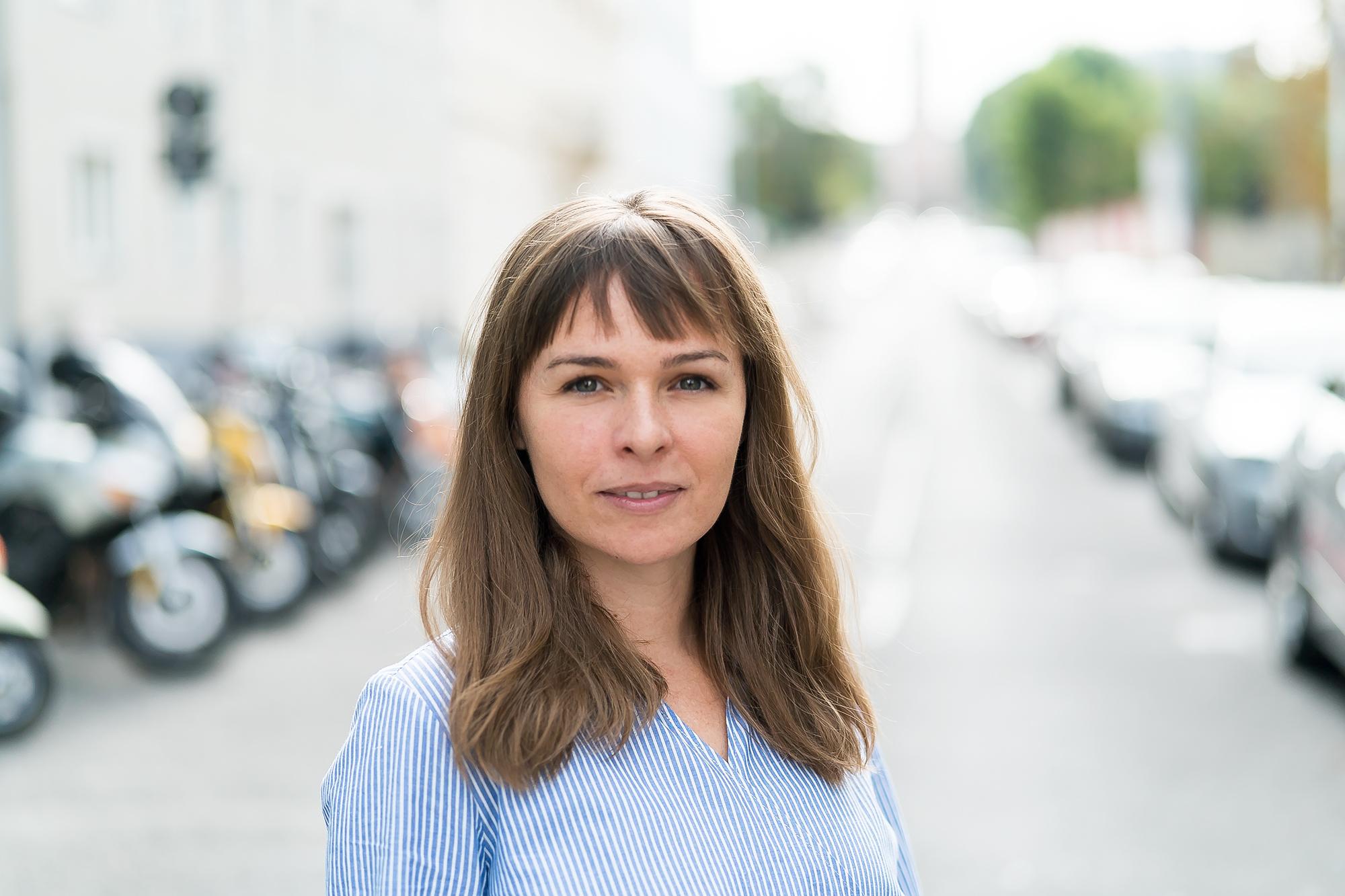 Dozentin Mirela Jasic  Foto: Ursula Hummel-Berger