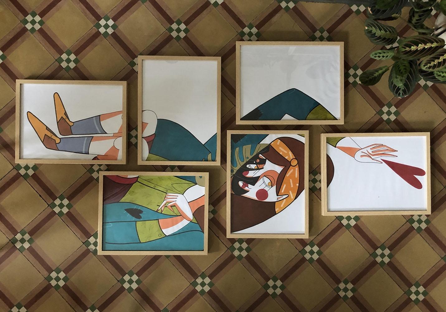 illustrazioni vinli