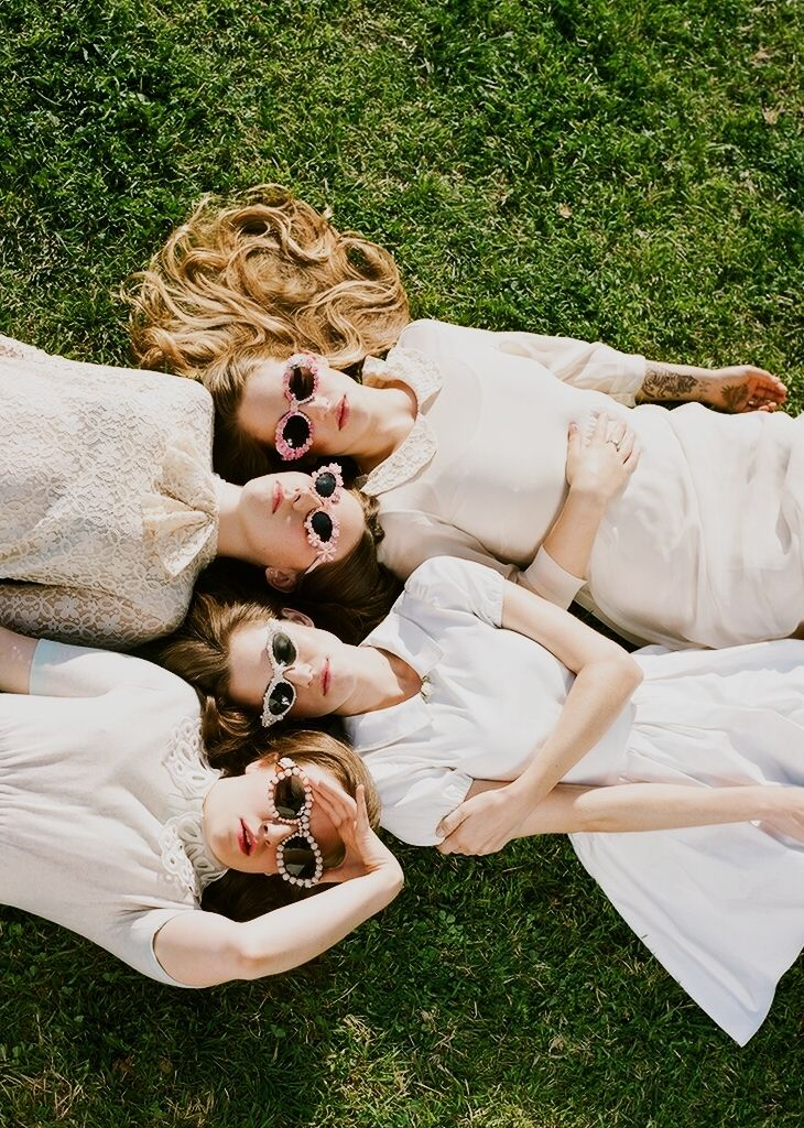 Say it isn't so…    To protest the cruel end of this summer I will be posted up in the grass wearing white.   #NoWeekendLeftBehind    Image via HBO's Girls