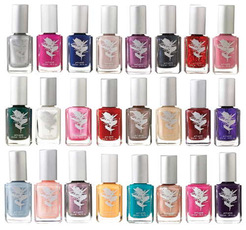 Homeslices, if you're looking to  upgrade your nail polish wardrobe , now's the time.   Refinery29 has a  50% off reserve deal with Priti , plus an exclusive color kit.  Spend $25 -> get $50, spend $50 -> get $100 in their online store here.       Also, if you've been freaking about how dangerous nail polish is,  throw your old stuff out and replace with these safe ones . Priti nail polishes have no Formaldehyde, Dibutyl Phathalate (DBP), Toluene or Camphor and they're Cruelty Free and 100% Vegan.