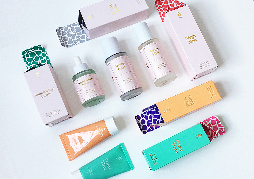BYBI natural beauty brand