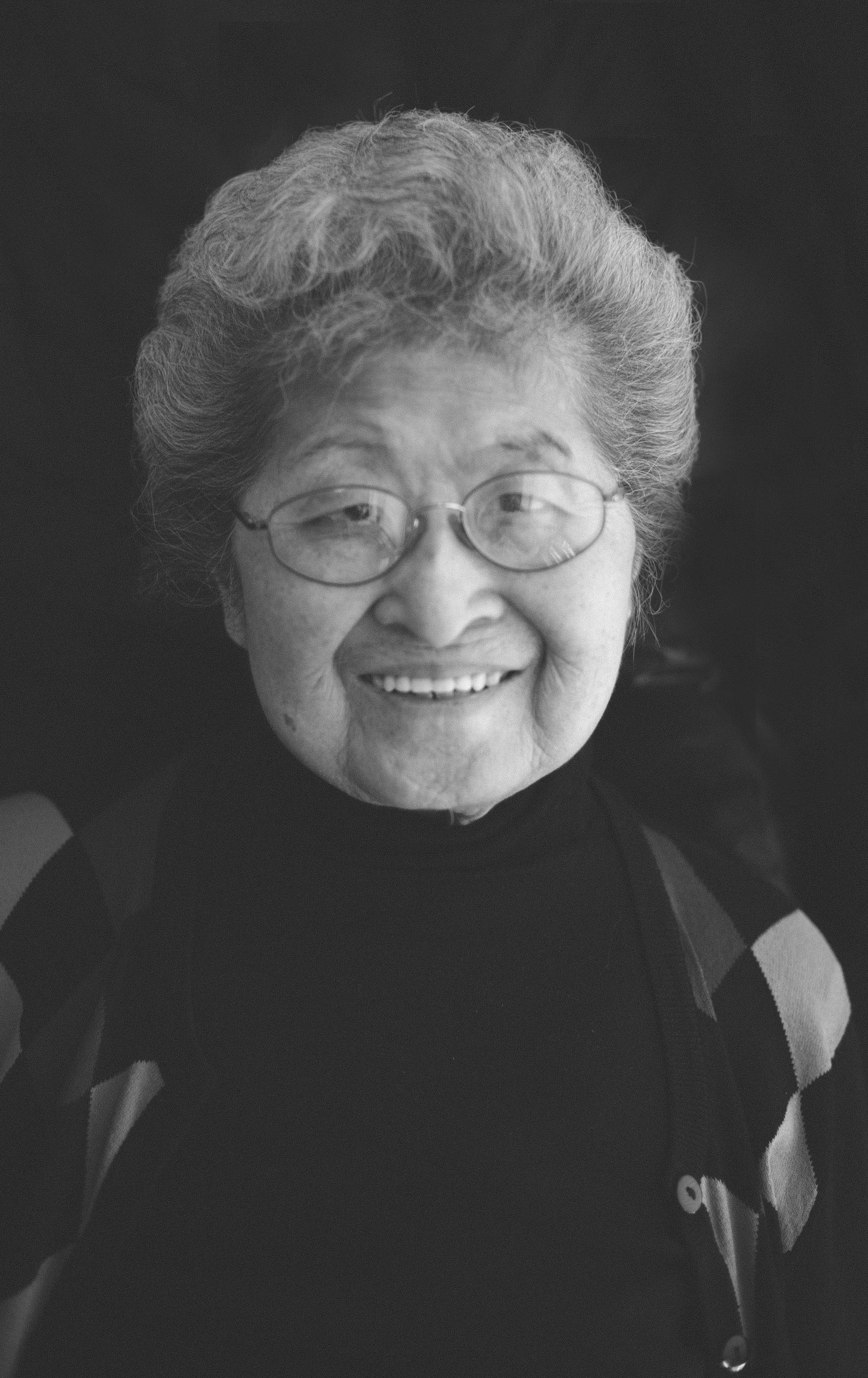 Fumiko, Elaine's mother.