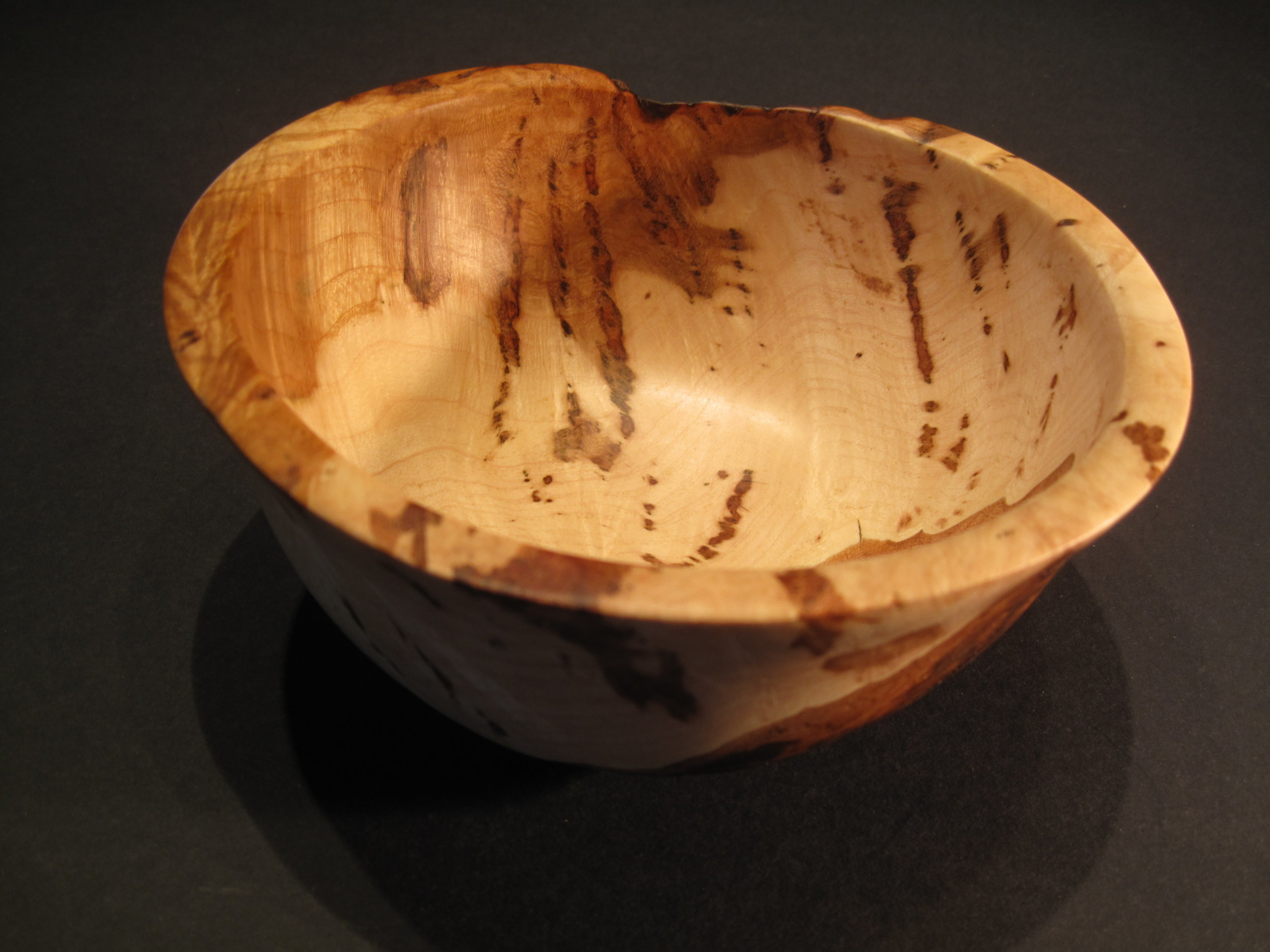 Fairfield Farm Bowls - Bowls and kitchen implements made from Vermont hardwoods, including maple, butternut, birch, and black cherry