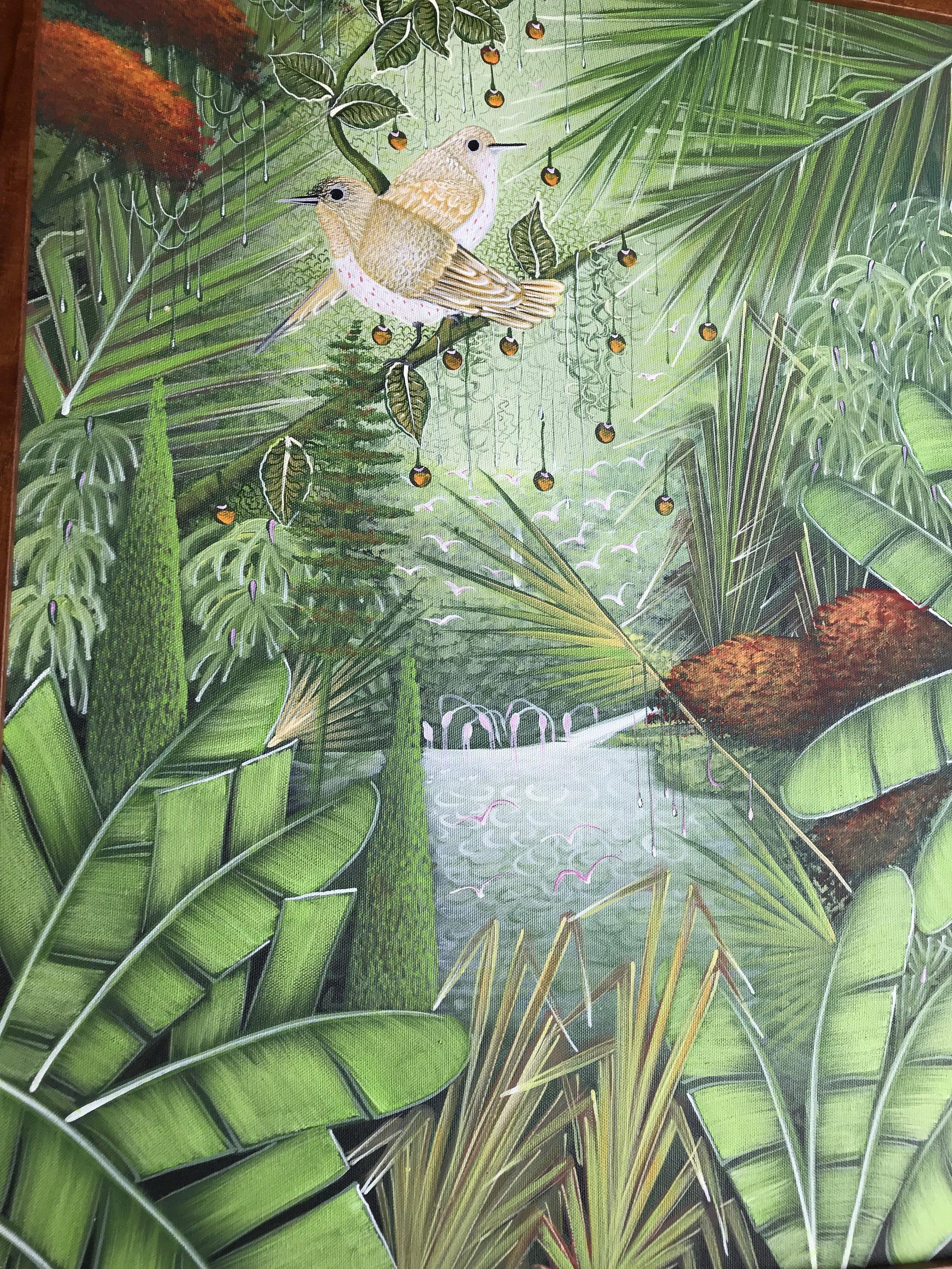 Polyte Pieve - Fine art paintings