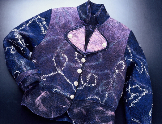 Innovative Fashion - Felt clothing, jewelry, hats and scarves