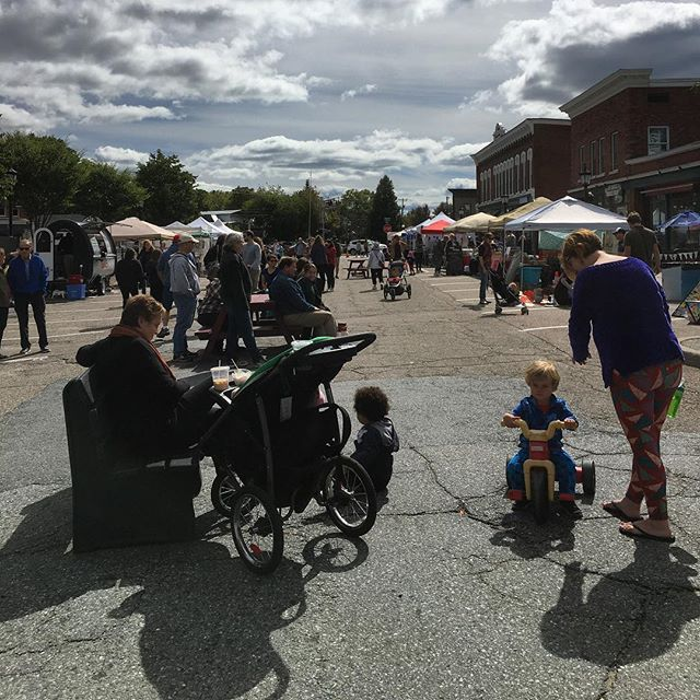 steAmfest Saturday artisan market #steamfestvt2018