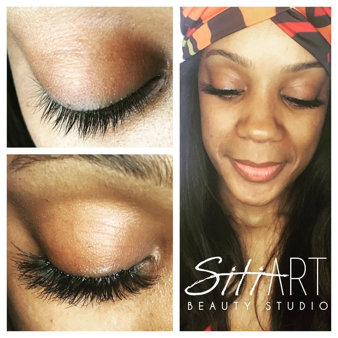 Lash Application