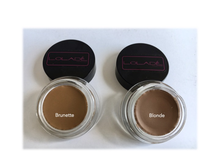 SMUDGEPROOF BROW BALM DUO