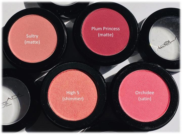 Plush Blush Set I