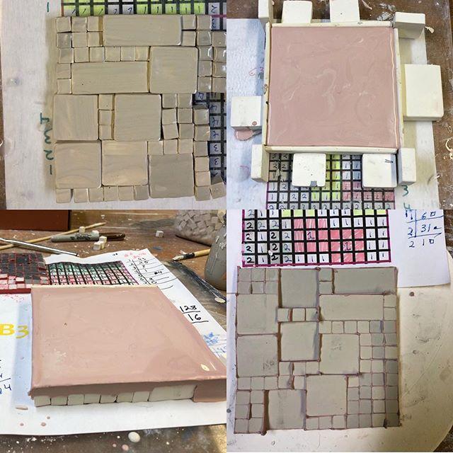 #experimental #slipcasting #ceramics #valuescale #porcelain #ihaveamap #dallasartist #notglamorous