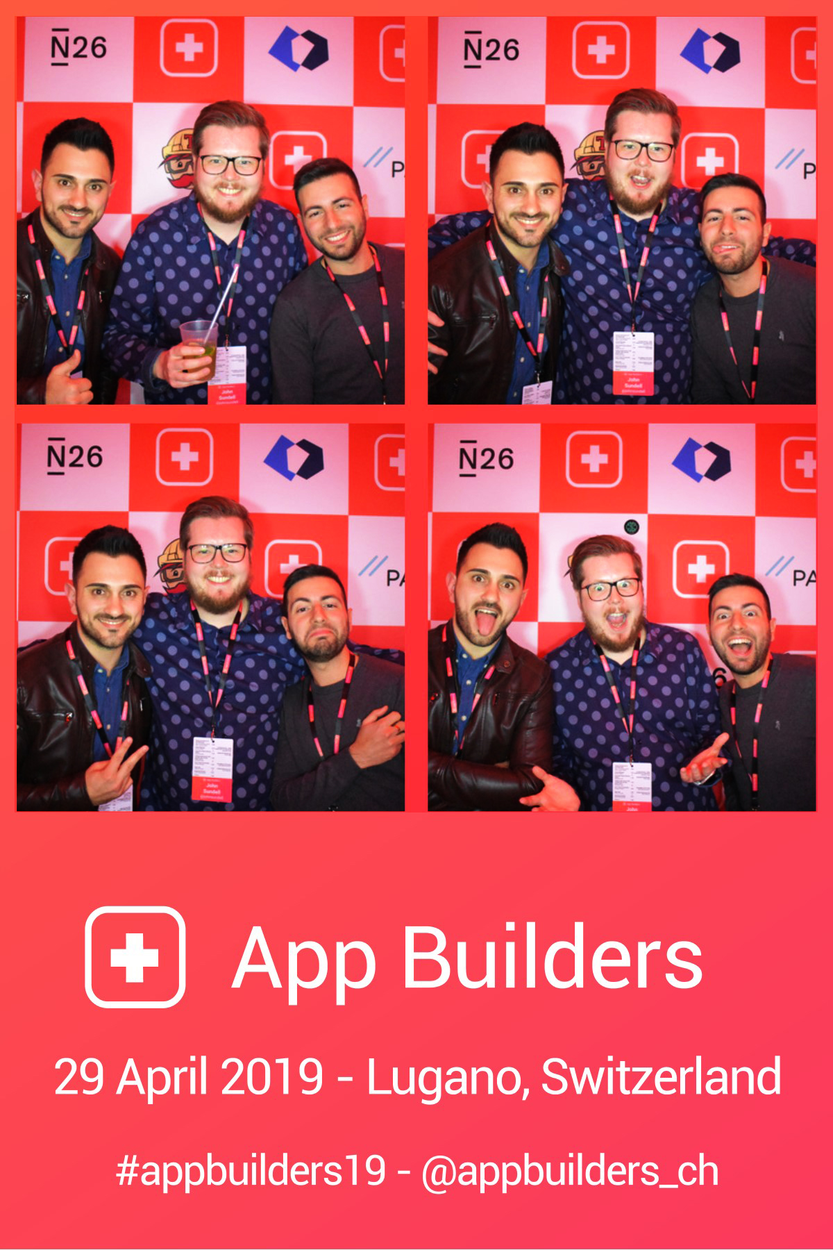 Overthebox App Builders 2019 Lugano