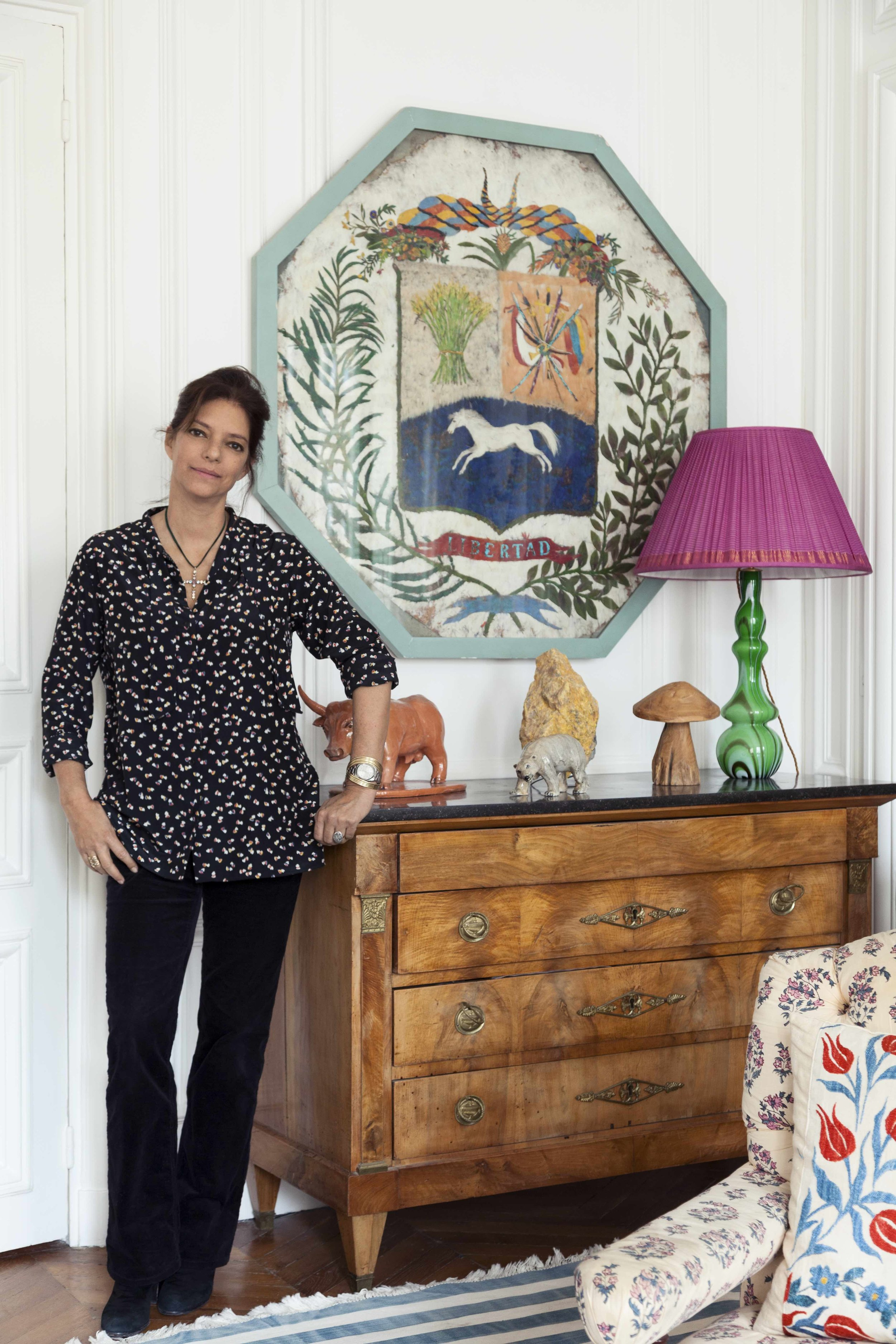 Carolina Irving & Daughters Tabletop - September 24-26, 2019 // All DayTravis & Company, Suite 128