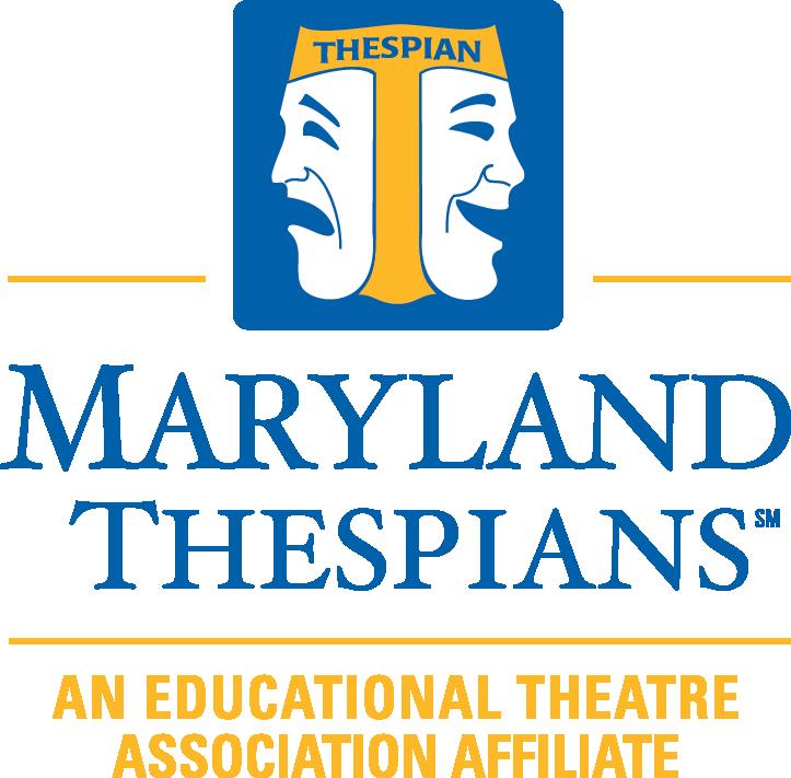 Maryland Thespians Logo