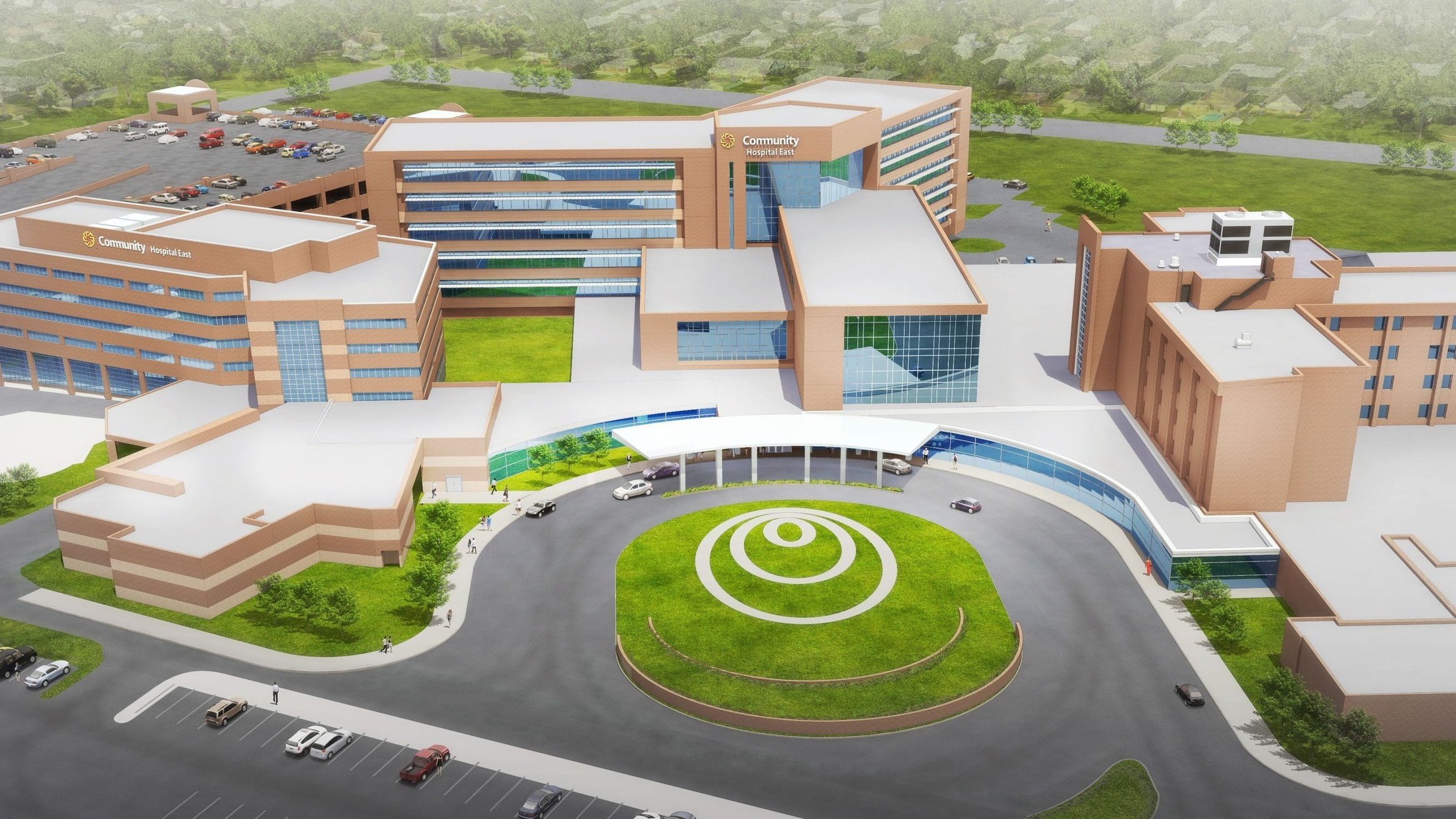 Healthcare program Development.CCIP Facilitation.Onsite Safety Support. - Community Health Network - Community Hospital East Renovation Project