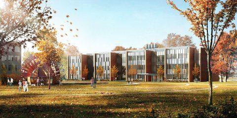 Higher Education Program Development.CCIP Facilitation.Onsite Safety Support. - Purdue University - Flex Lab Construction Project