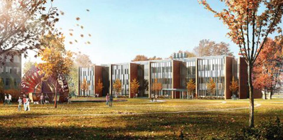 Higher Education Program DevelopmentCCIP FacilitationOnsite Safety Support - Purdue University -Flex Lab Construction