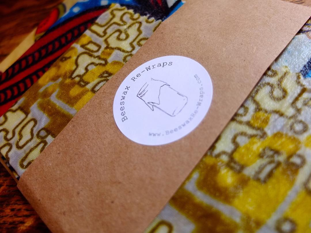 3. Beeswax Wraps - There are a few different brands of these but I'm excited to support one of my friends (Sophie) and her small business. She uses recycled textiles to make these awesome food wraps. These can be used to cover cans, wrap onions, avocados, or cheese, and some are even large enough to cover bread or casserole dishes. These replace plastic wrap and/or aluminum foil. Sophie even explains on her website how to refresh the wraps if their grippieness starts to fade. If you're new to these- you may need to warm them with your hands to mold them to whatever you're using them to cover.