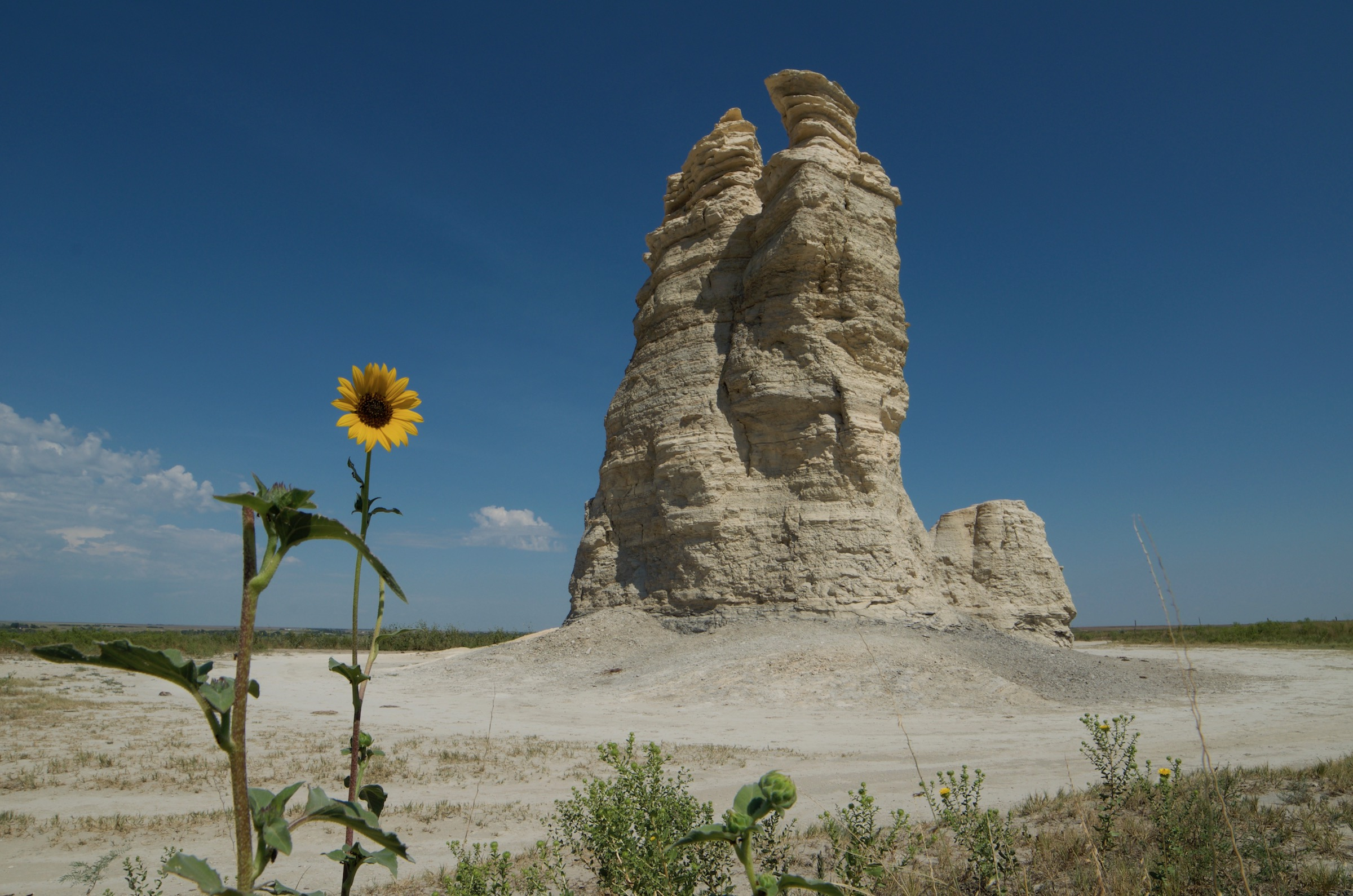 Once I made it to Castle Rock, I was glad that I decided to take the detour.