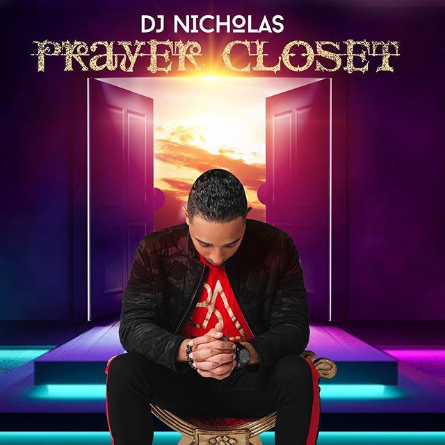 Prayer Closet is now available on iTunes, Apple Music, Spotify, Amazon and more. Click link in bio to view