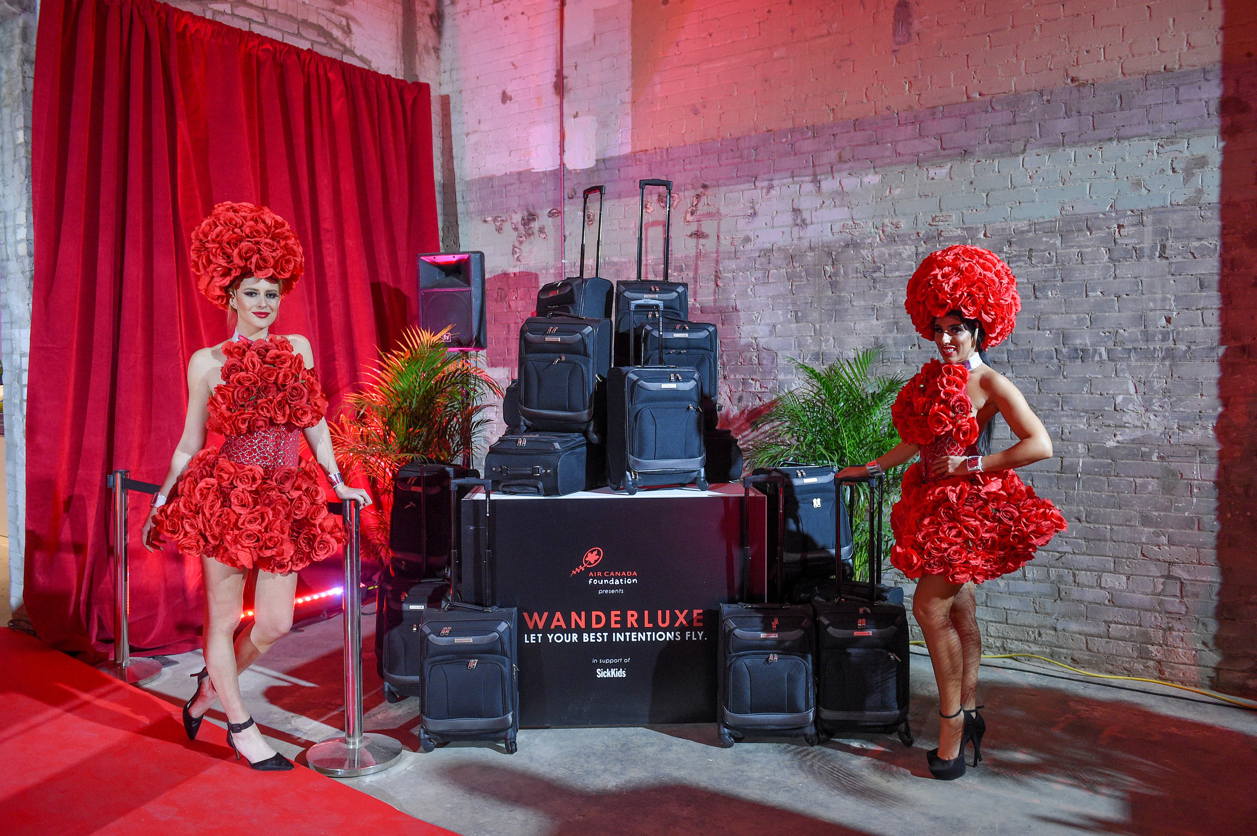 Air Canada Foundation Fundraiser
