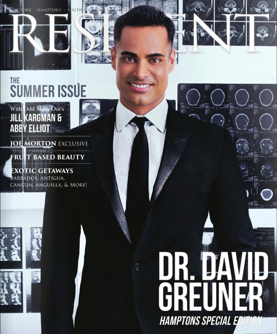 RESIDENT Magazine features The Crane Resort