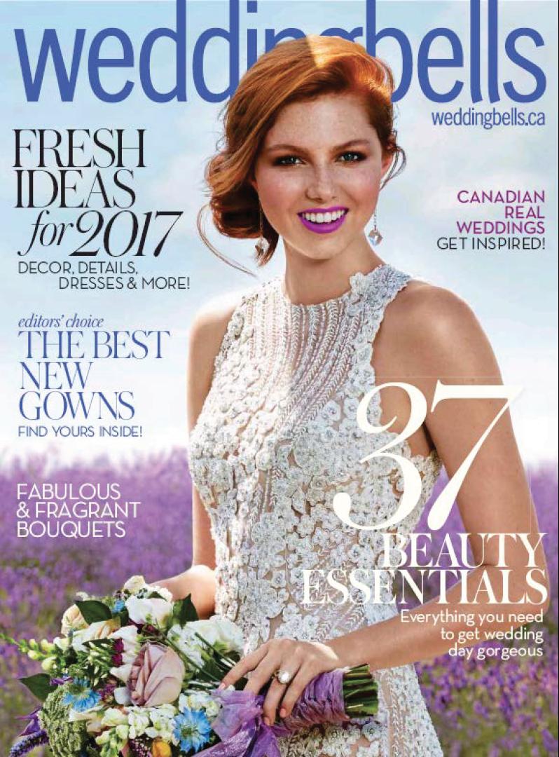 Weddingbells features the Ritz-Carlton Montreal