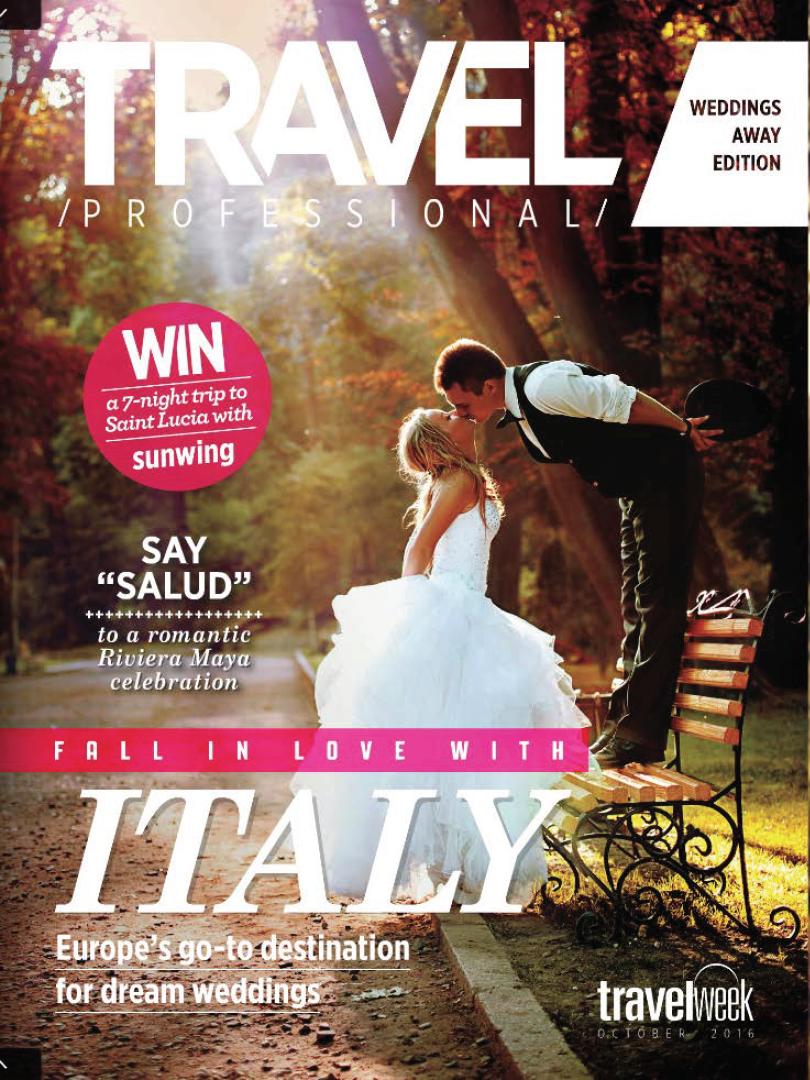 Travel Professional features The Crane Resort