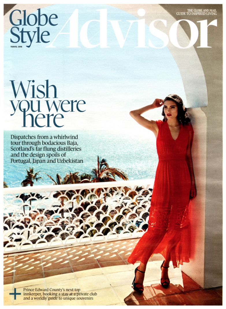 Globe Style Advisor features One&Only Palmilla