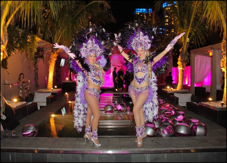 event planning - Siren will find you the most inspiring venue, the right caterer, and the best DJ or entertainment. But many firms can do that. Our artistry is to populate your events with the right mix of media, influencers, and society stars to lend luster to your luxury brand. We will manage your red carpet, ensure every guest feels like a VIP, and get your core messages across in an effective way. Case Study: Gansevoort Brand Activation