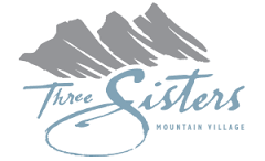 Three Sisters Mountain Village logo.png