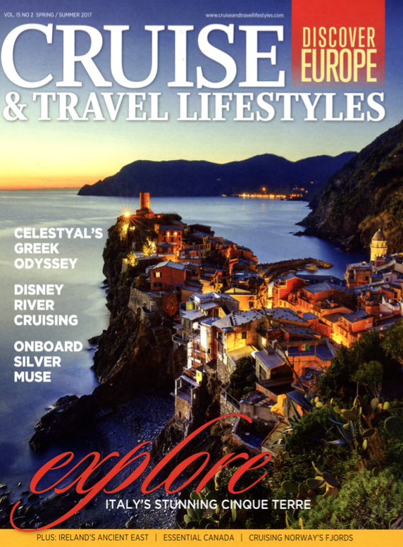 Cruise & Travel Lifestyles features Silversea Cruises