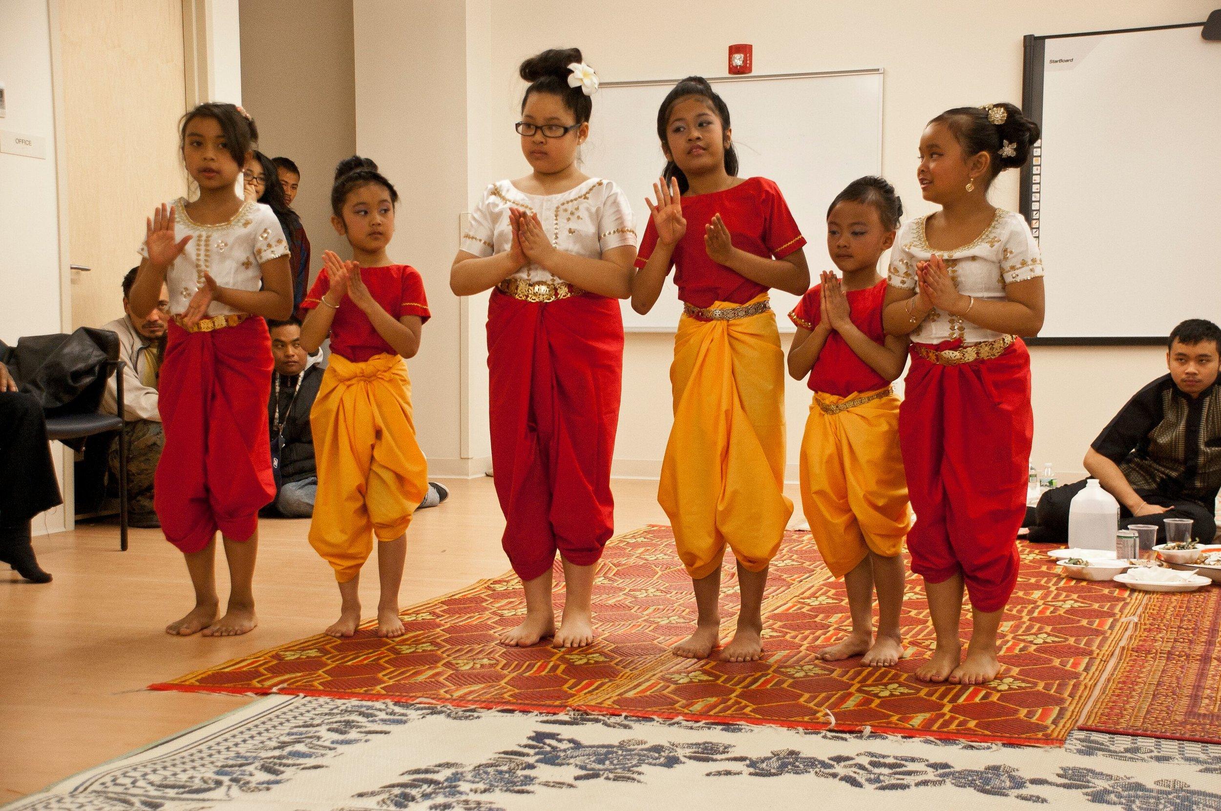 Dancers of Lynn