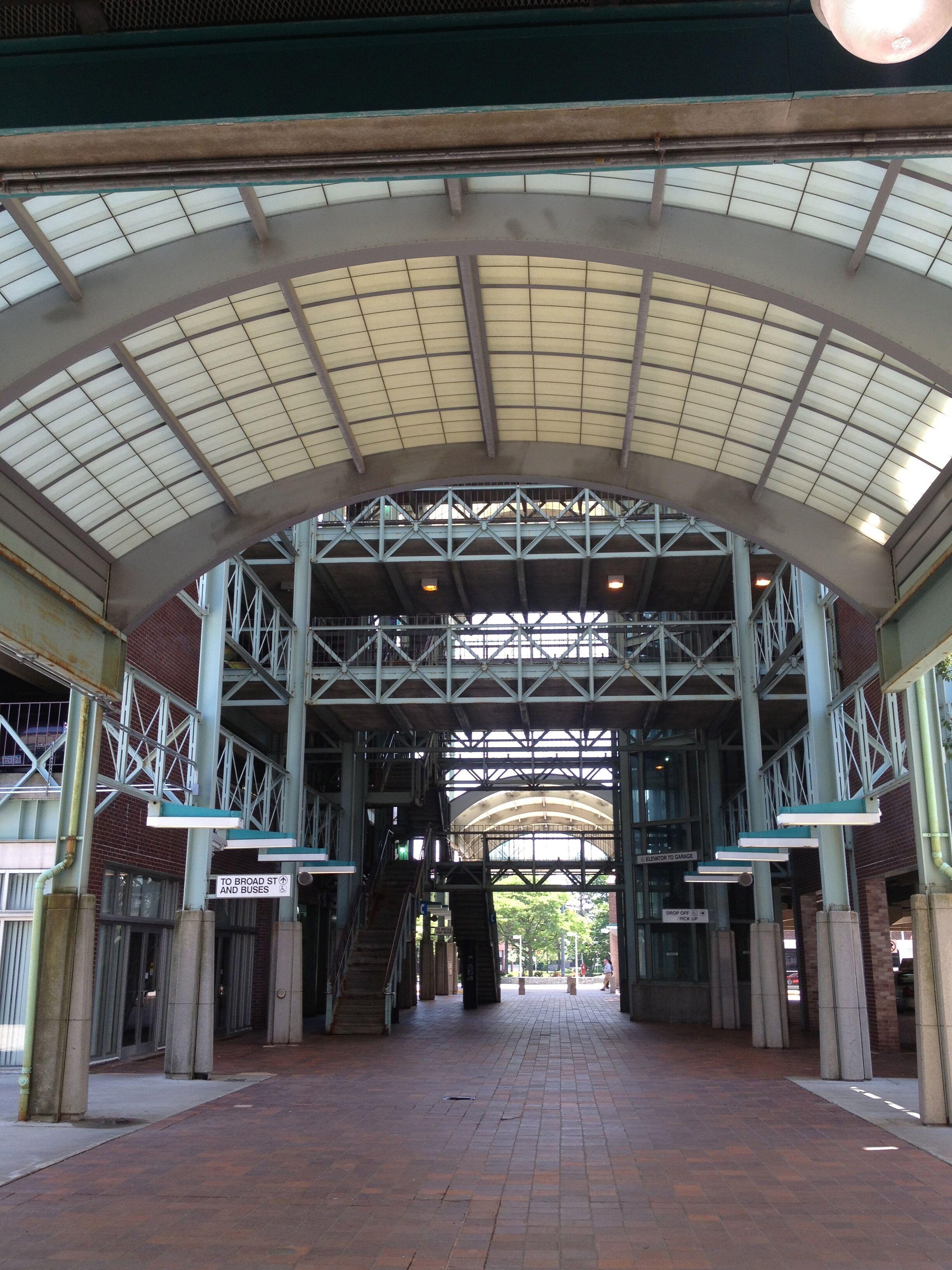 MBTA Central Square Lynn Station