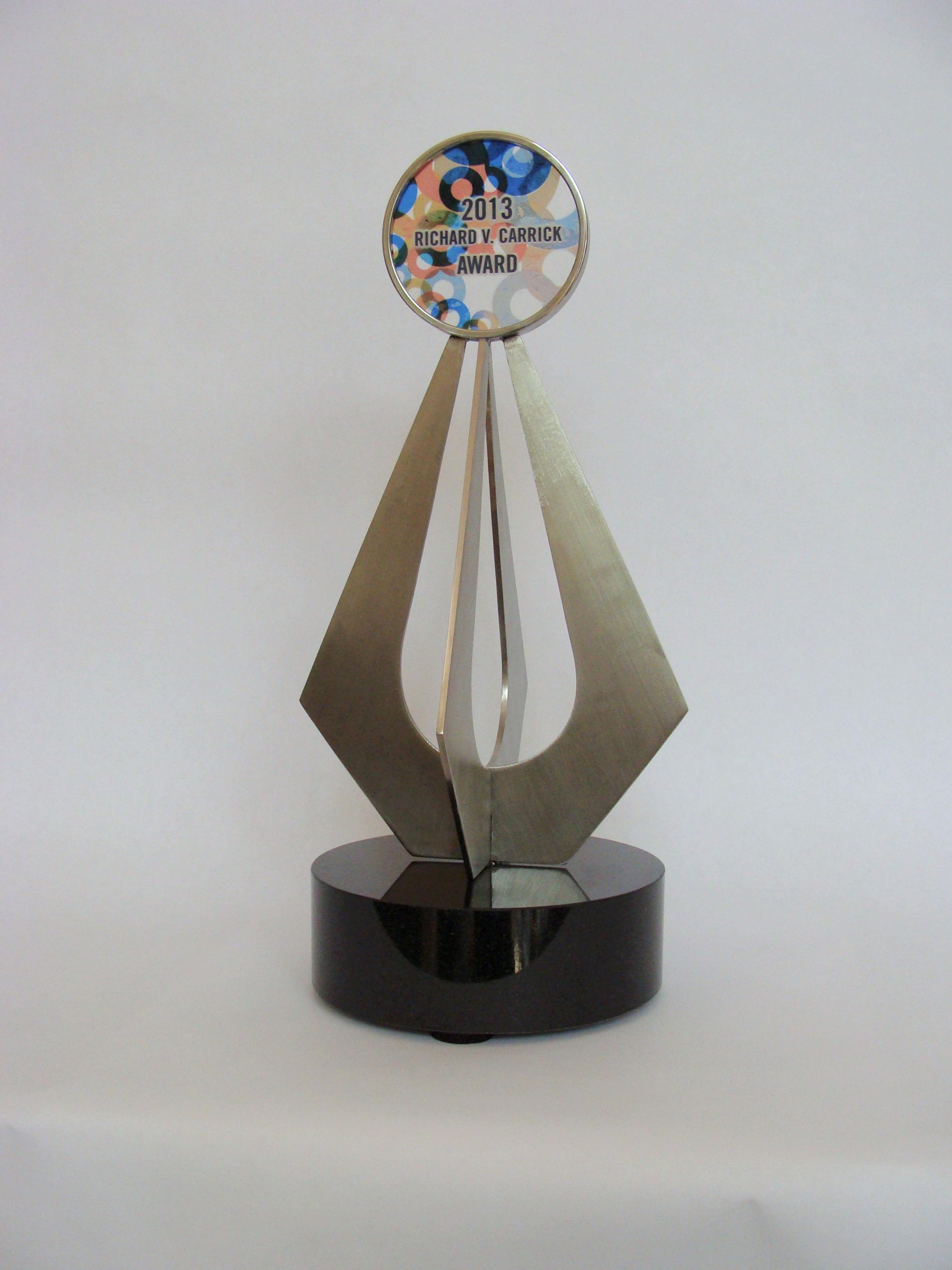 United Way Carrick Award .JPG