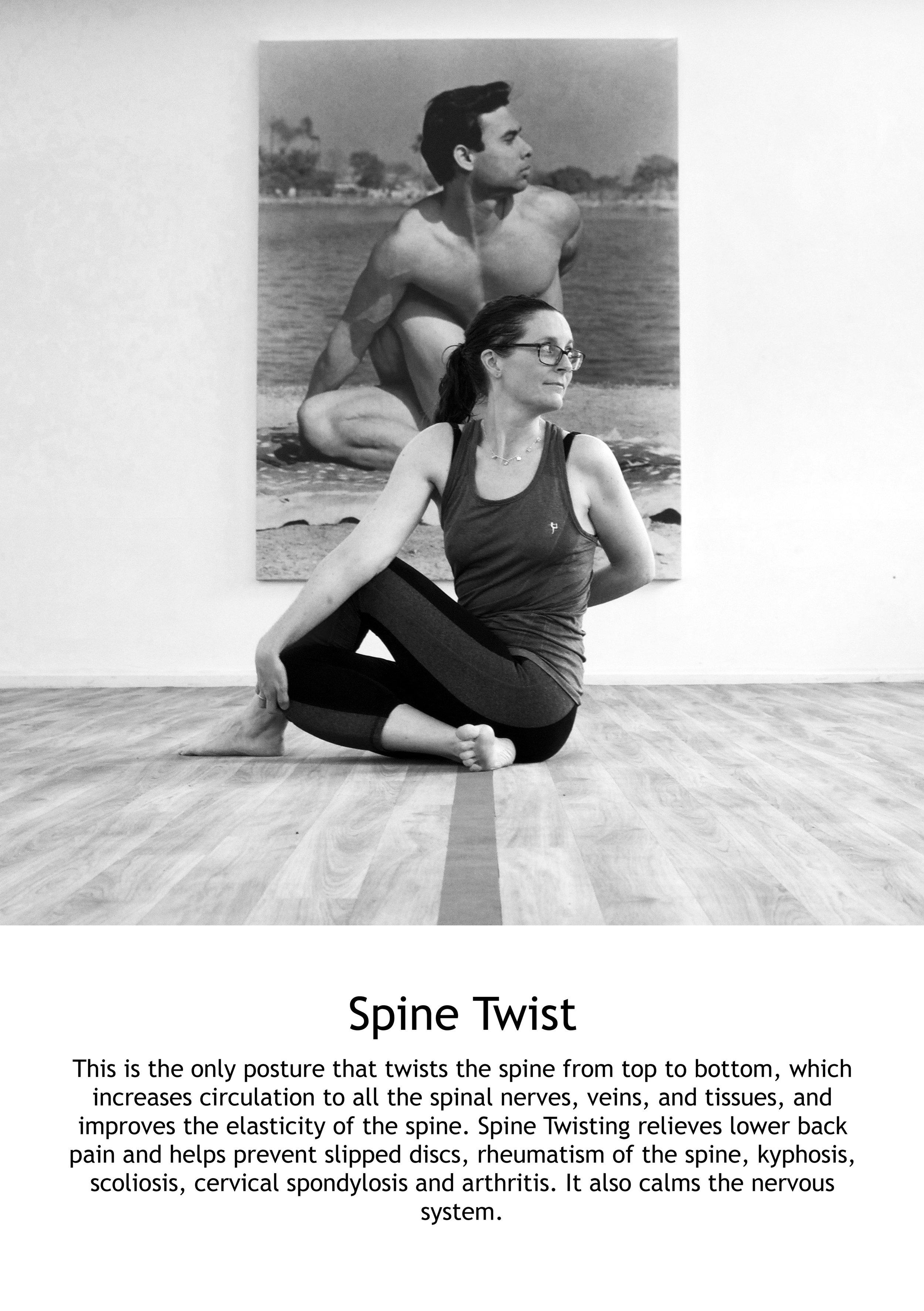 Spine Twist