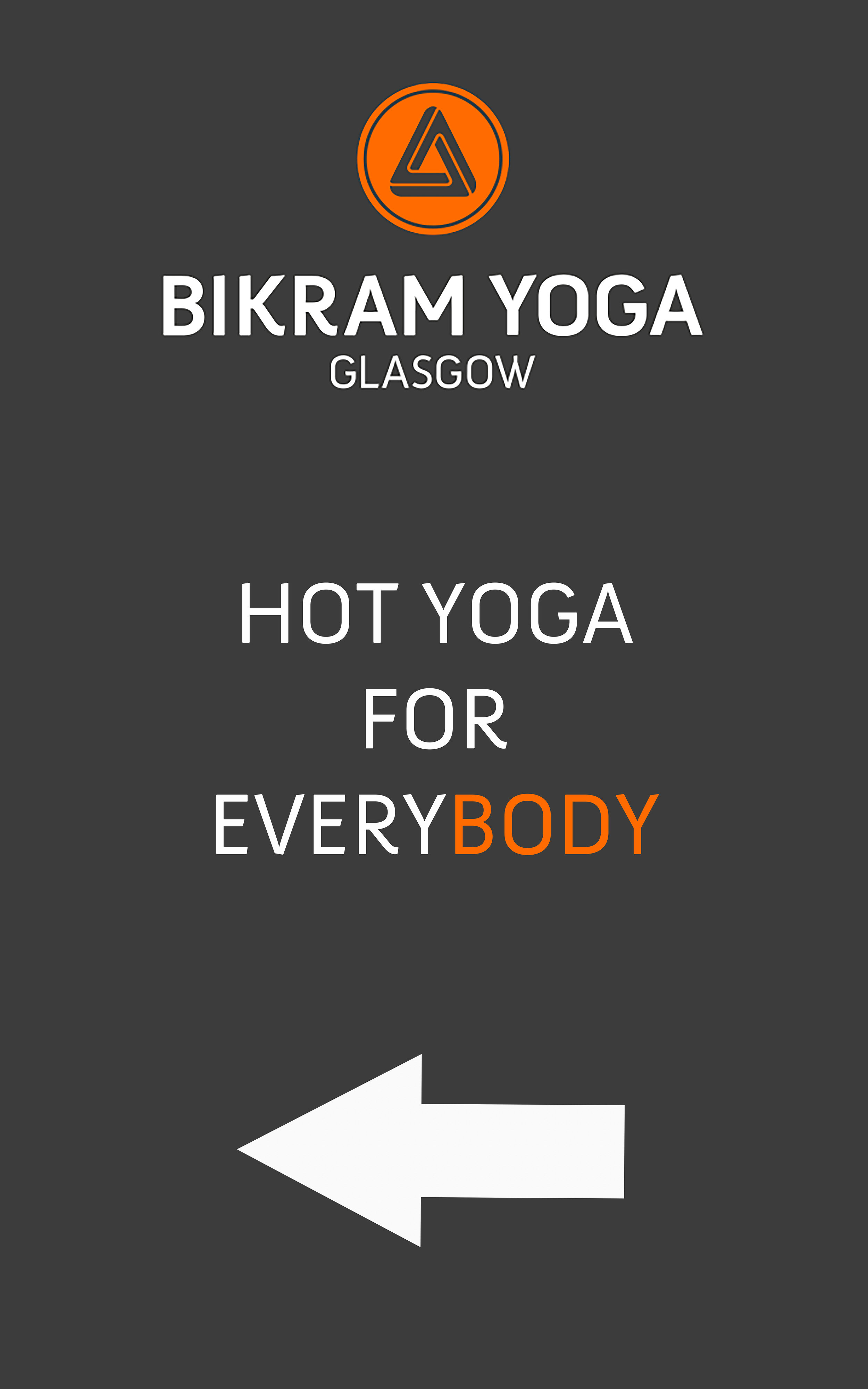 hot yoga for everybody