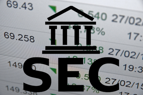 The SEC is cracking down, it doesn't matter if you are using Quint.