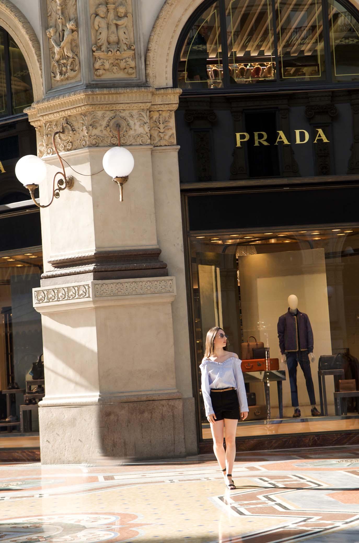 Shirt- H&M  Shorts- Zara