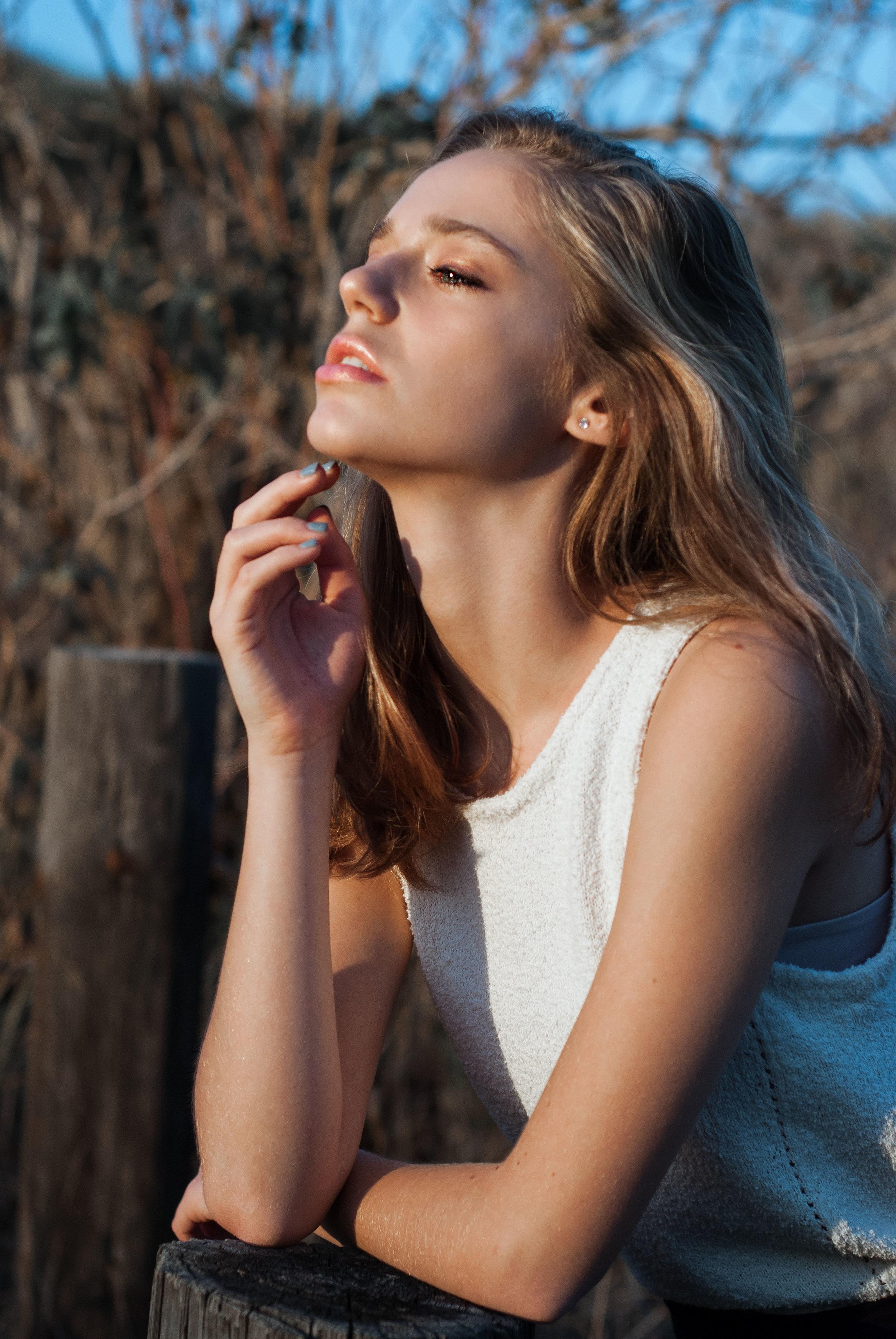 Model - Ravid Ronen  Photography&makeup - Lia Schon (me)