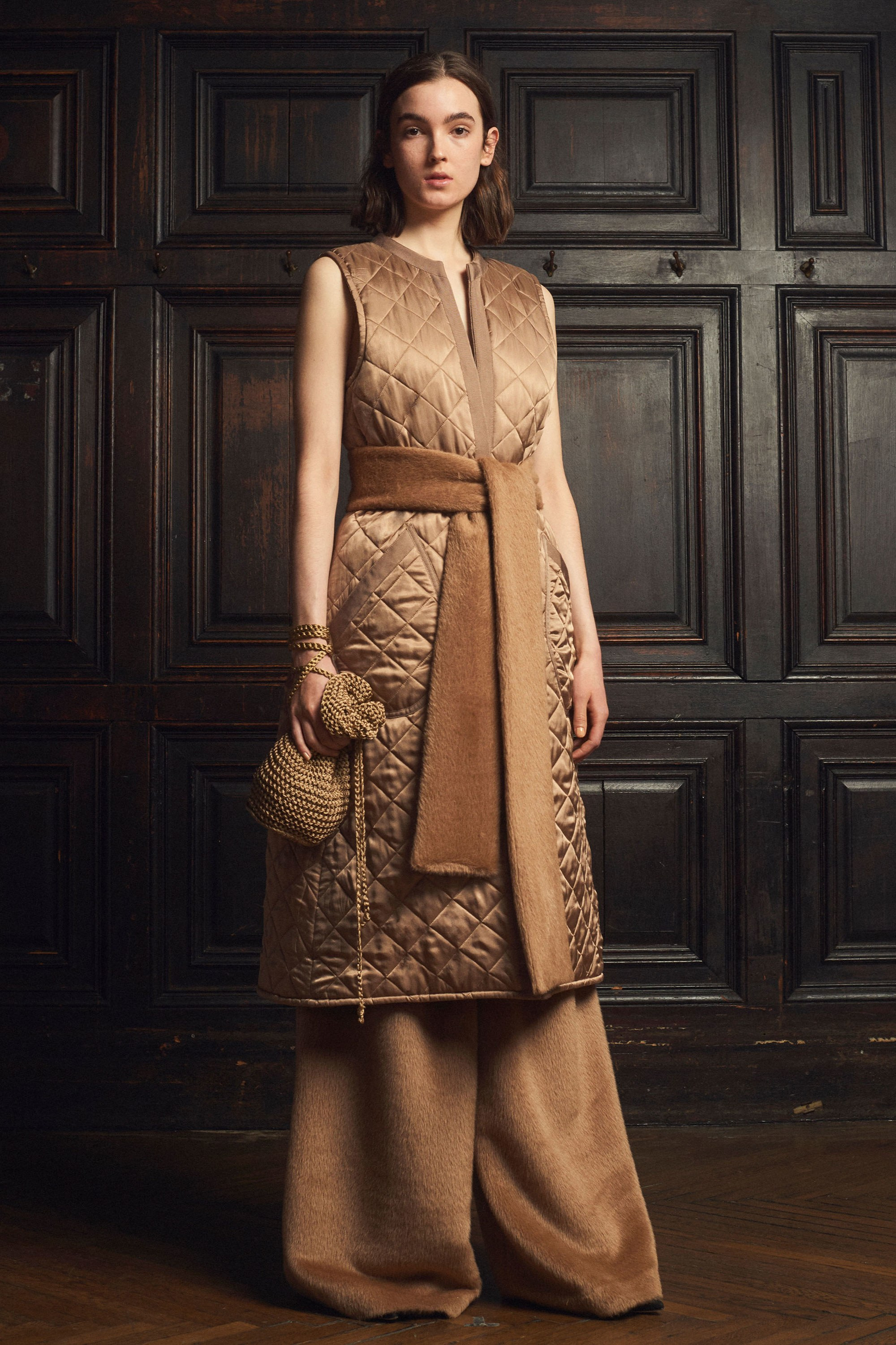 Marina Moscone - For the most stunning fabric manipulation.