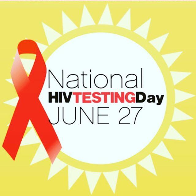 #KnowYourStatus #SelfLove #NationalHIVTestingDay #HealthisWealth