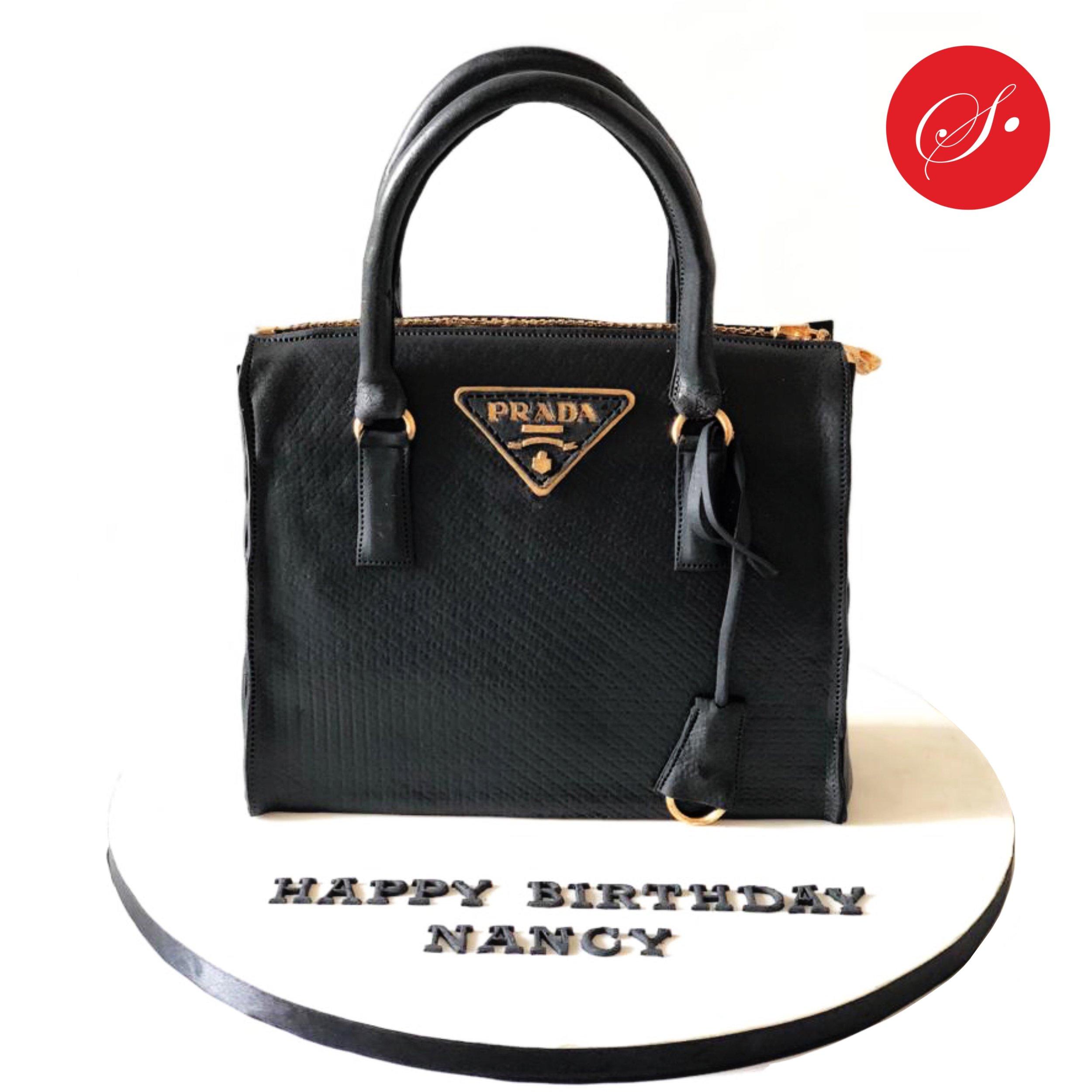 custom cake - prada bag.JPEG