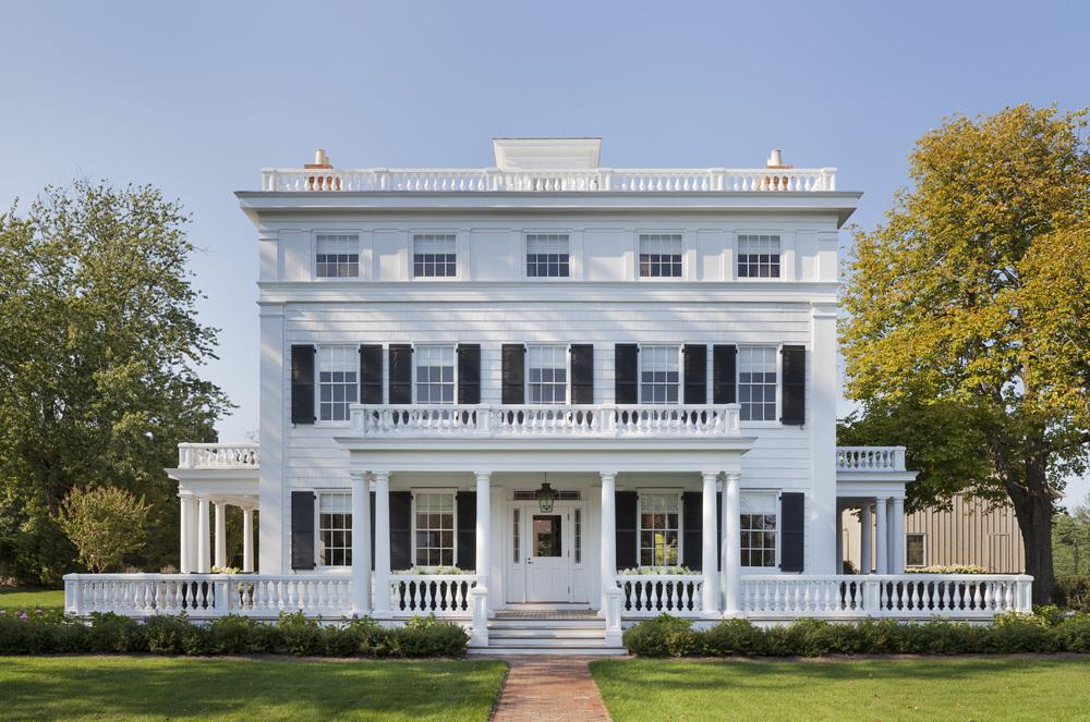 Topping Rose House, Bridgehampton, NY