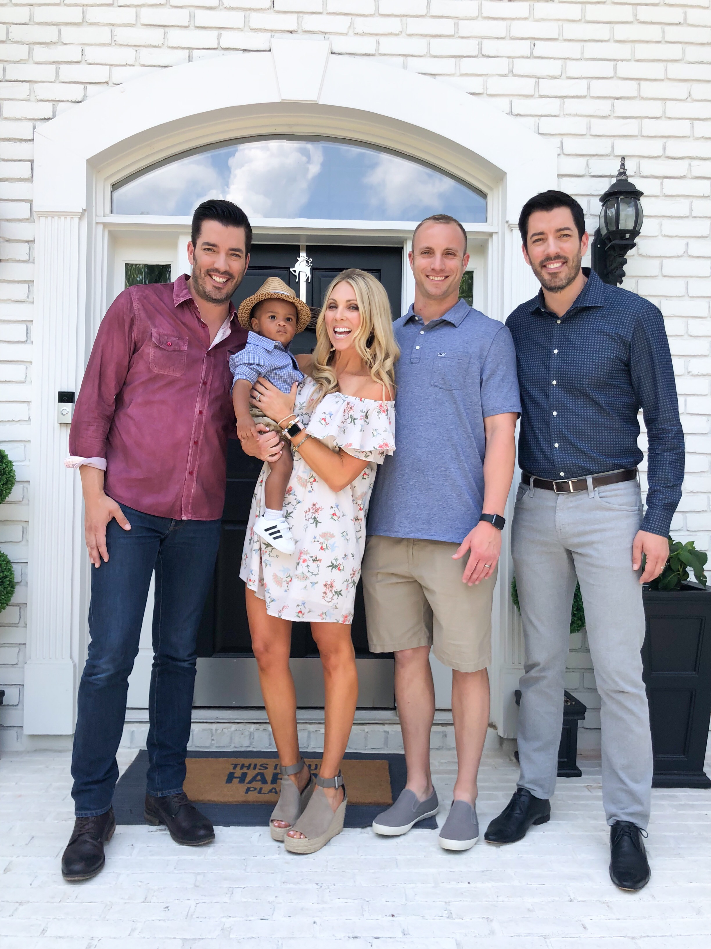 Property Brothers Dream Home - Go behind the scenes of the hit tv show with the Reimold family.